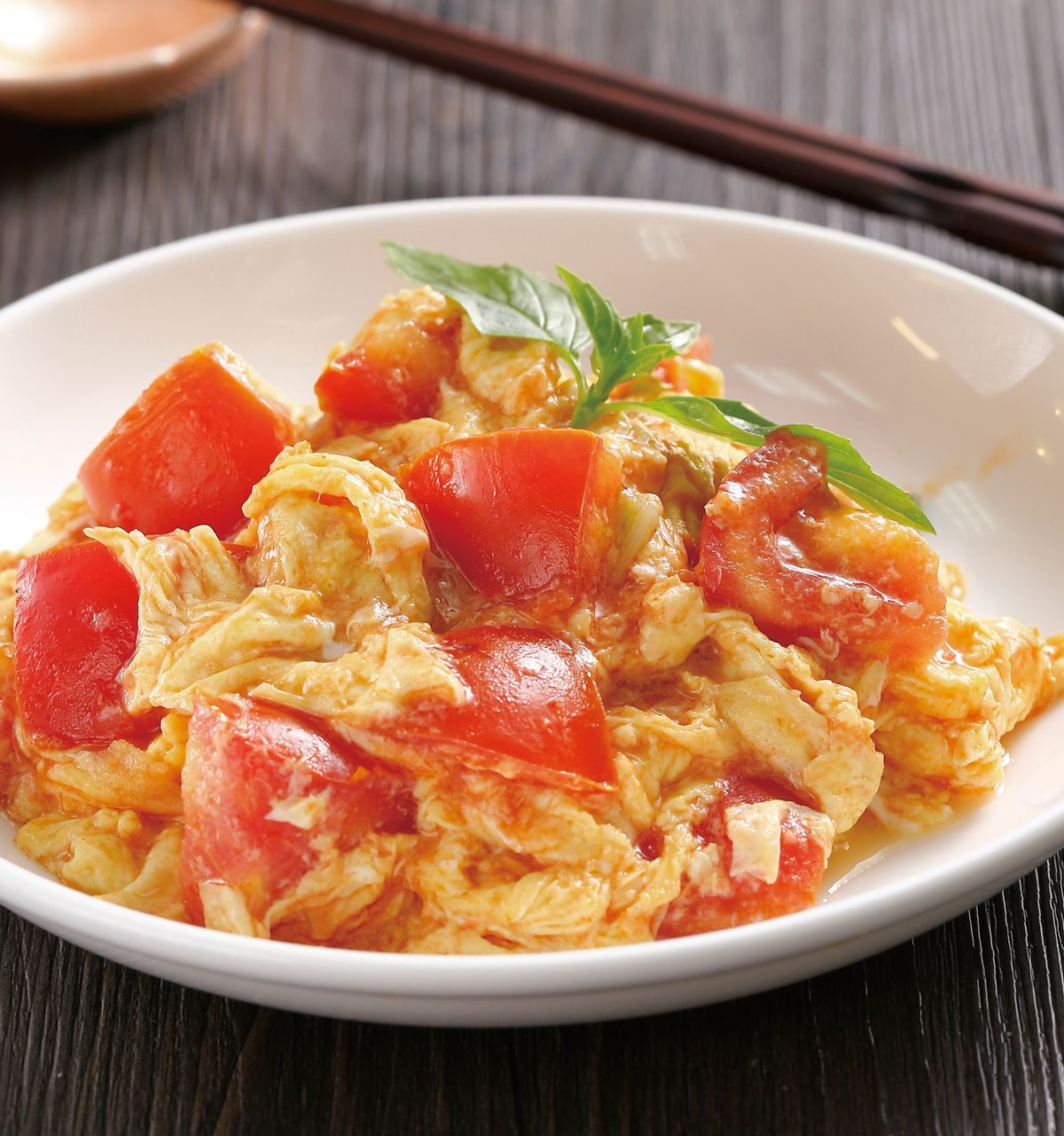 食譜:番茄炒蛋(5)