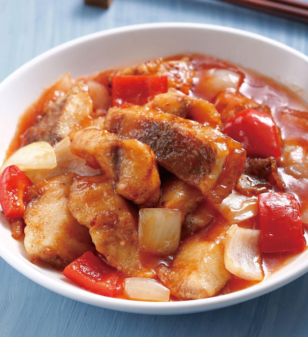 食譜:糖醋魚片(10)