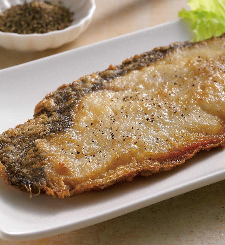 食譜:香煎鱈魚(1)