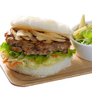雞排米漢堡