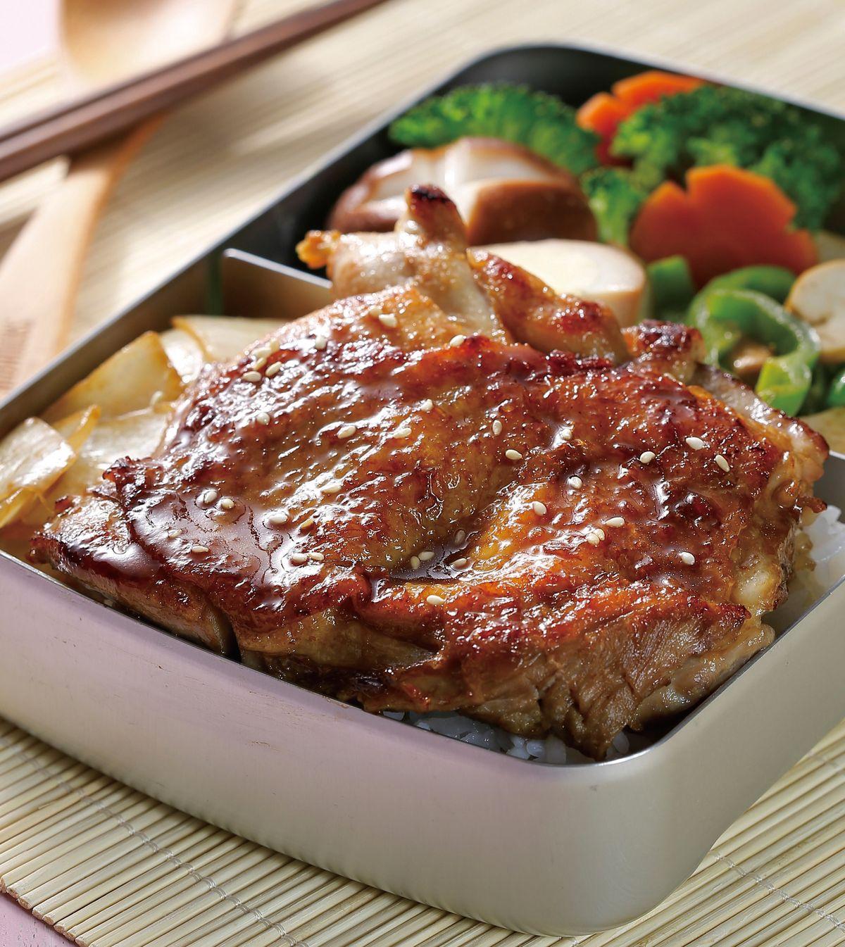 食譜:照燒雞排(2)