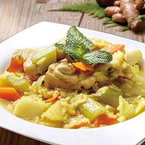 咖哩雞肉燉飯(1)