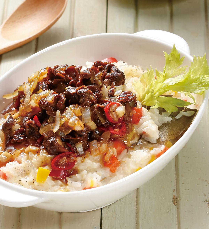 食譜:法式螺肉燉飯