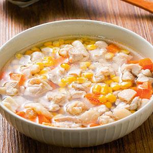 玉米雞丁湯