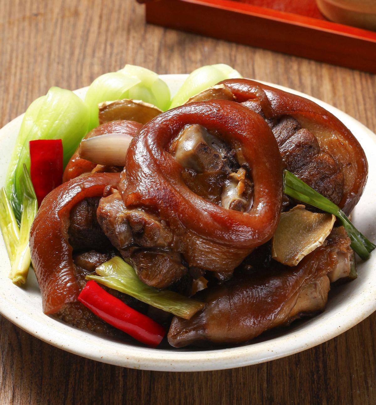食譜:紅燒豬腳(3)