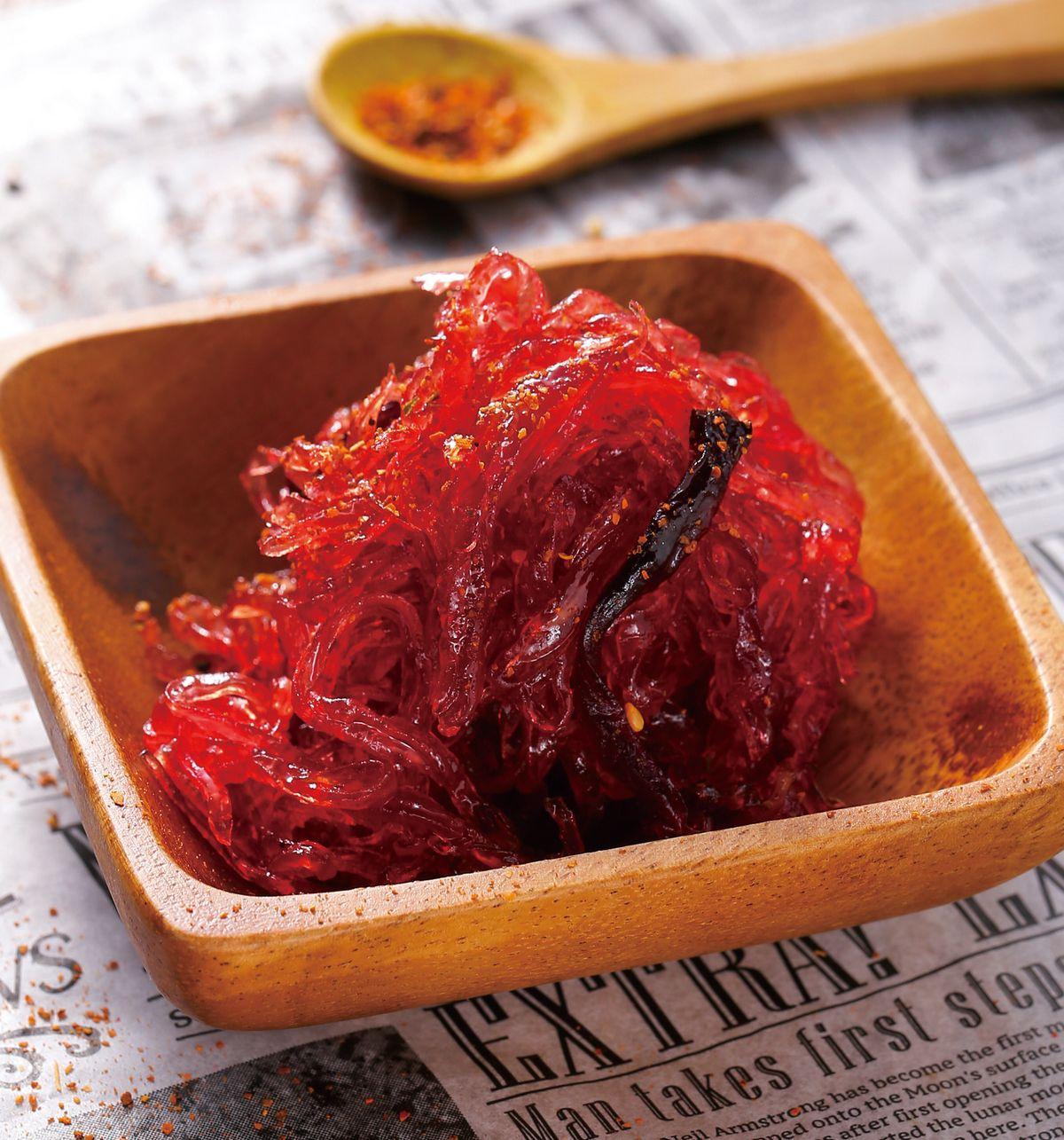 食譜:甜辣青木瓜絲