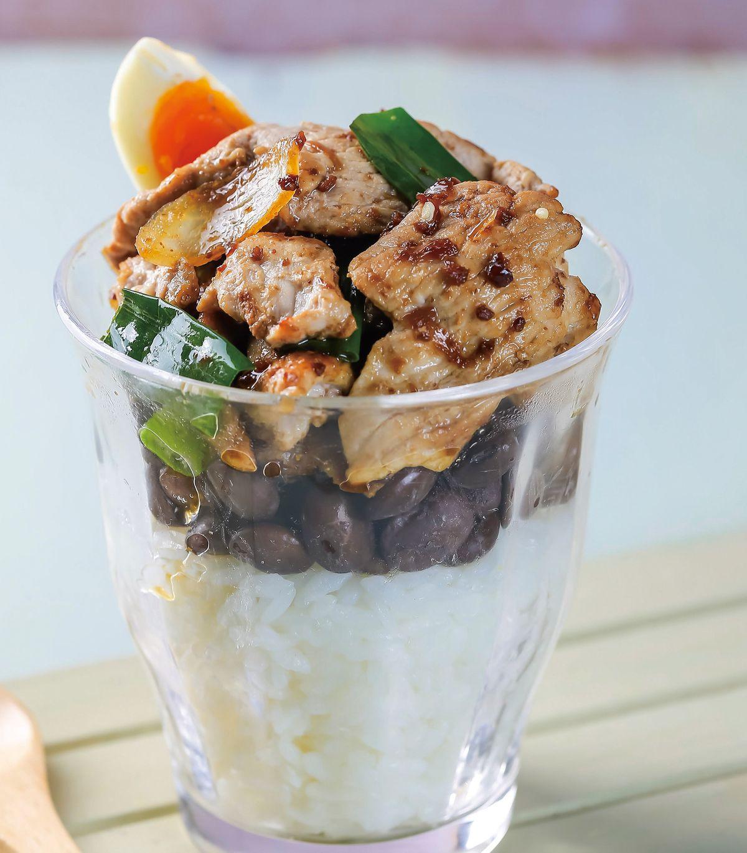 食譜:蔥燒豬肉(2)