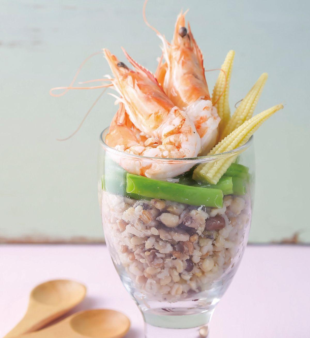 食譜:泰式酸辣蝦(1)