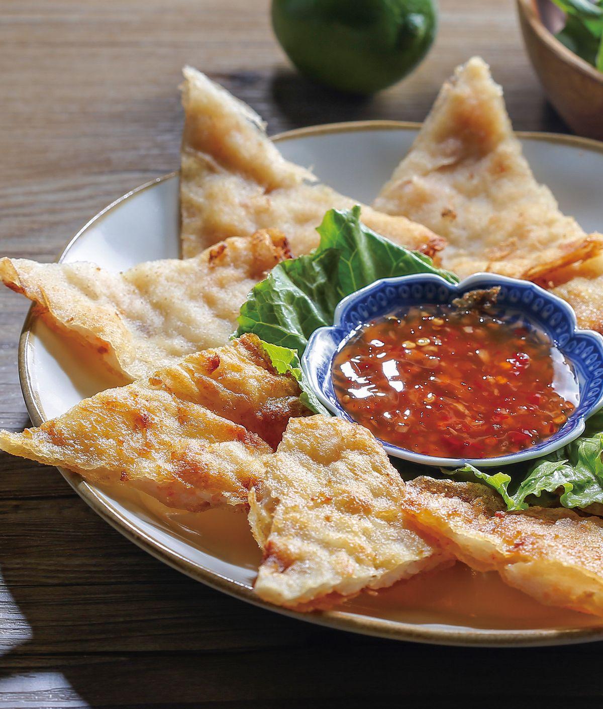 食譜:月亮蝦餅(7)