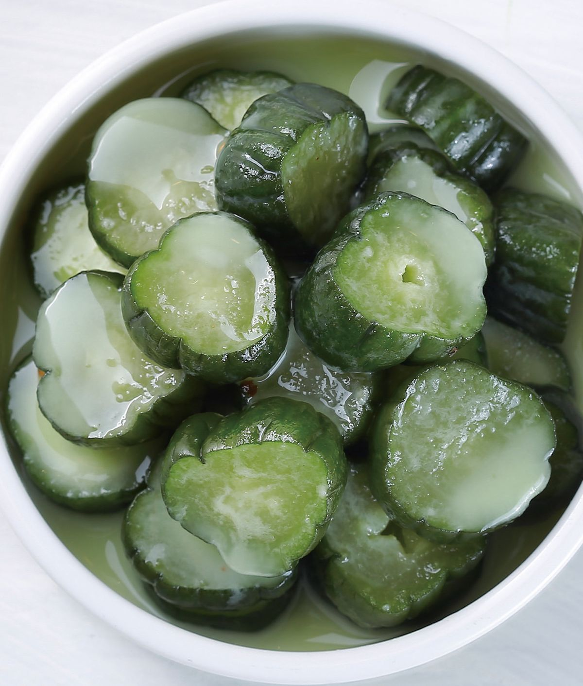 食譜:山葵小黃瓜