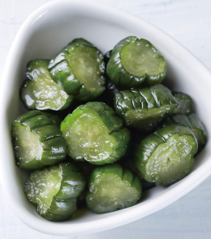 食譜:味噌醃小黃瓜(1)