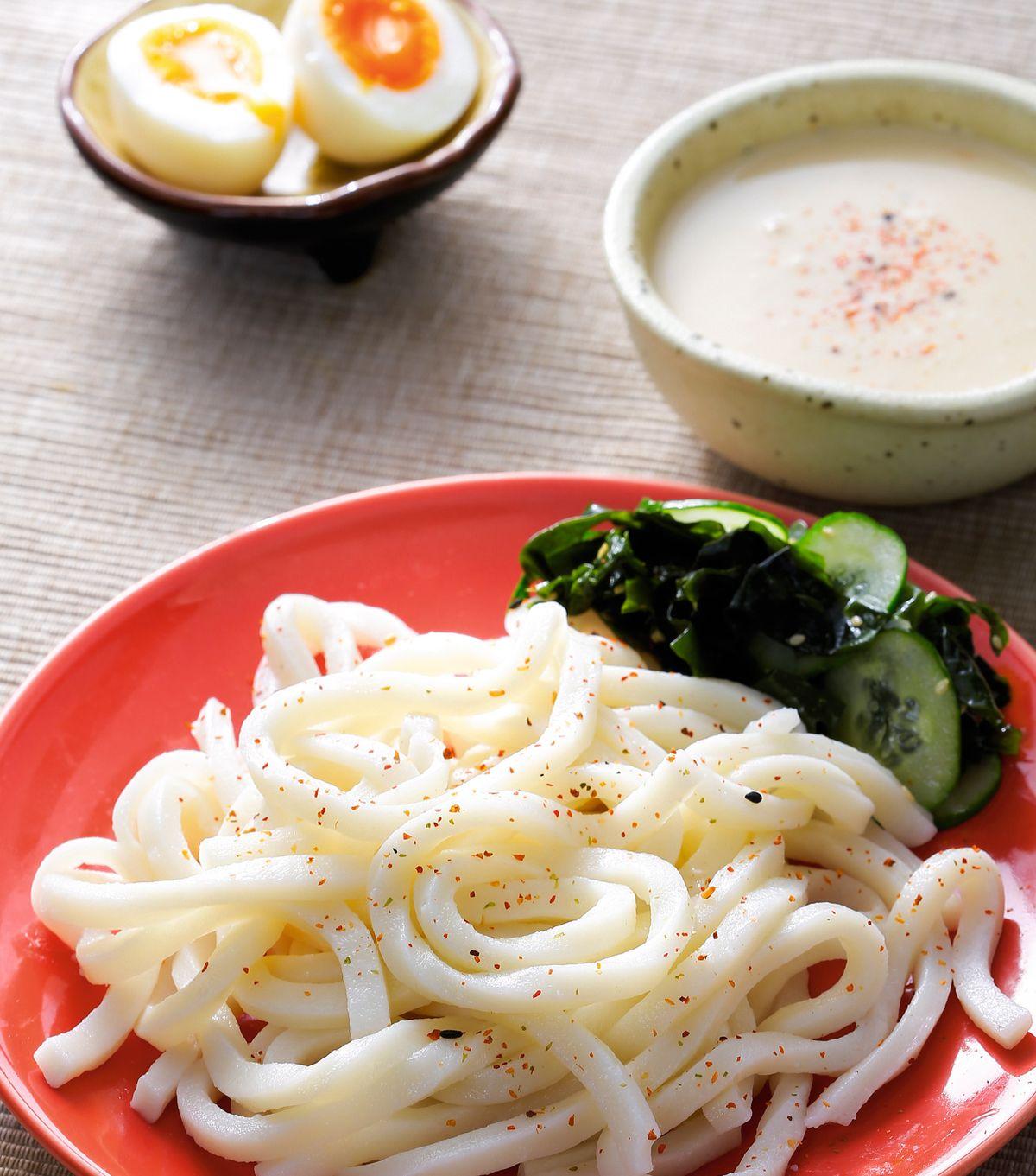食譜:烏龍冷麵(1)