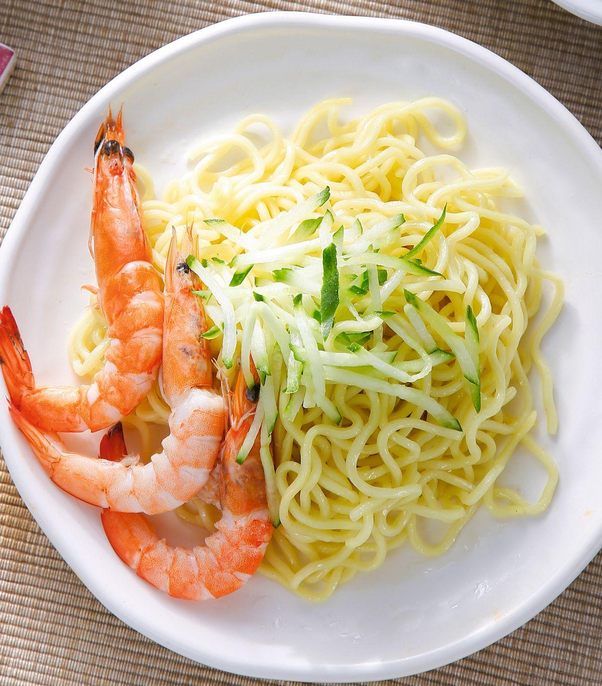 食譜:中華經典冷麵