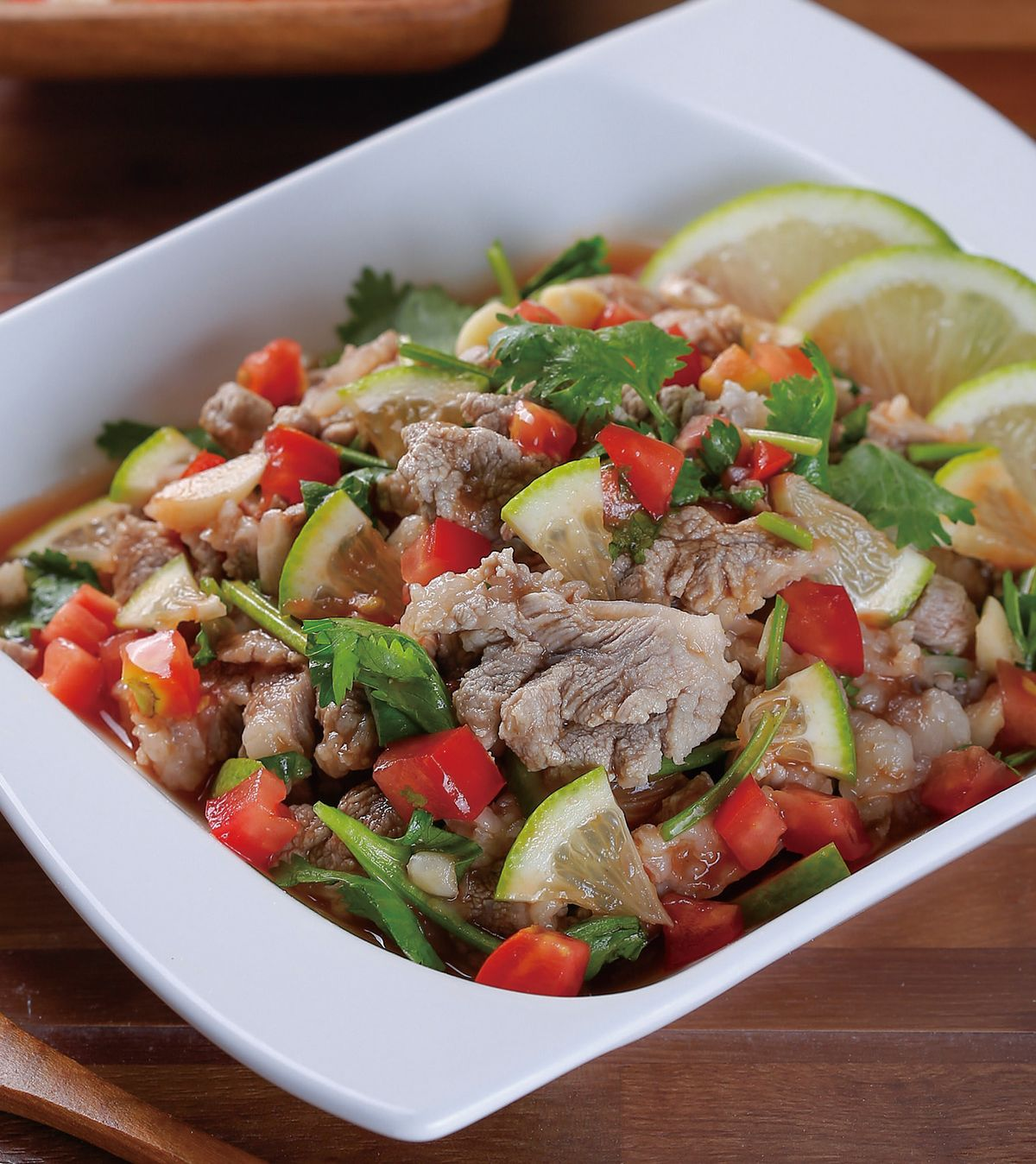 食譜:泰式松阪肉