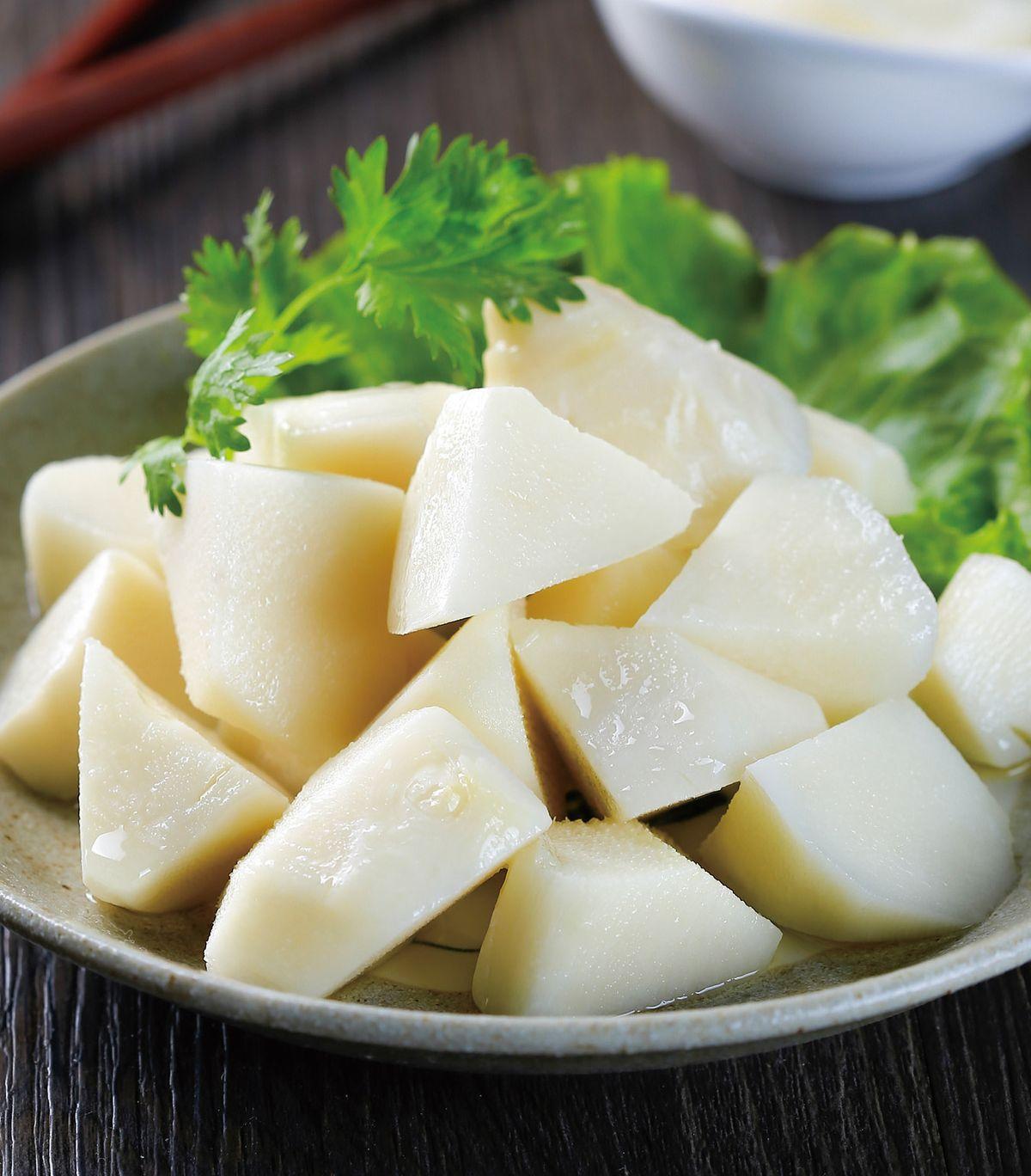 食譜:白玉筍子