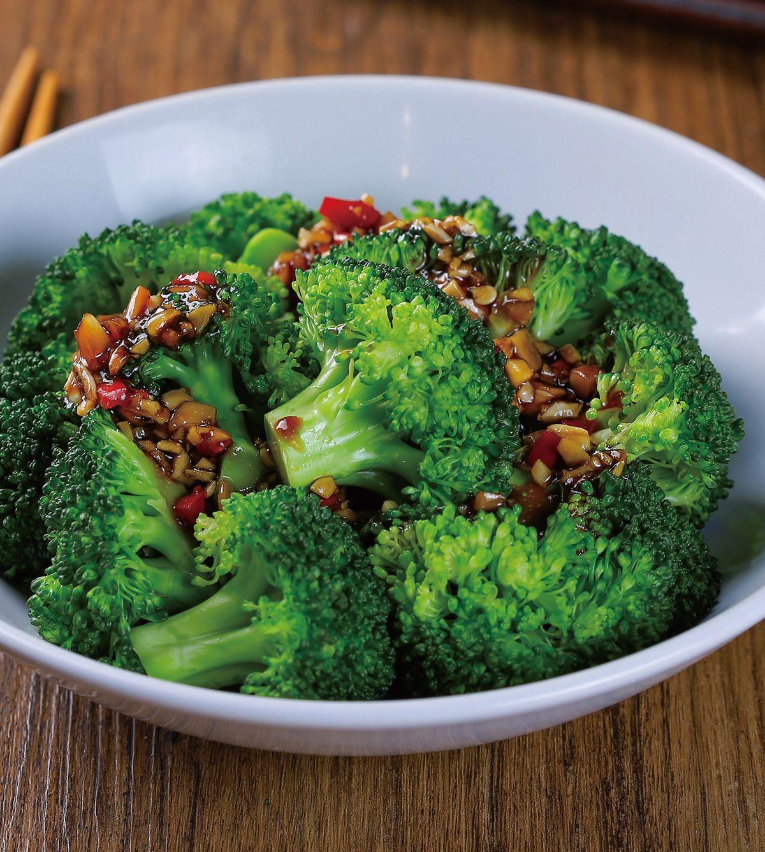 食譜:蠔油花菜