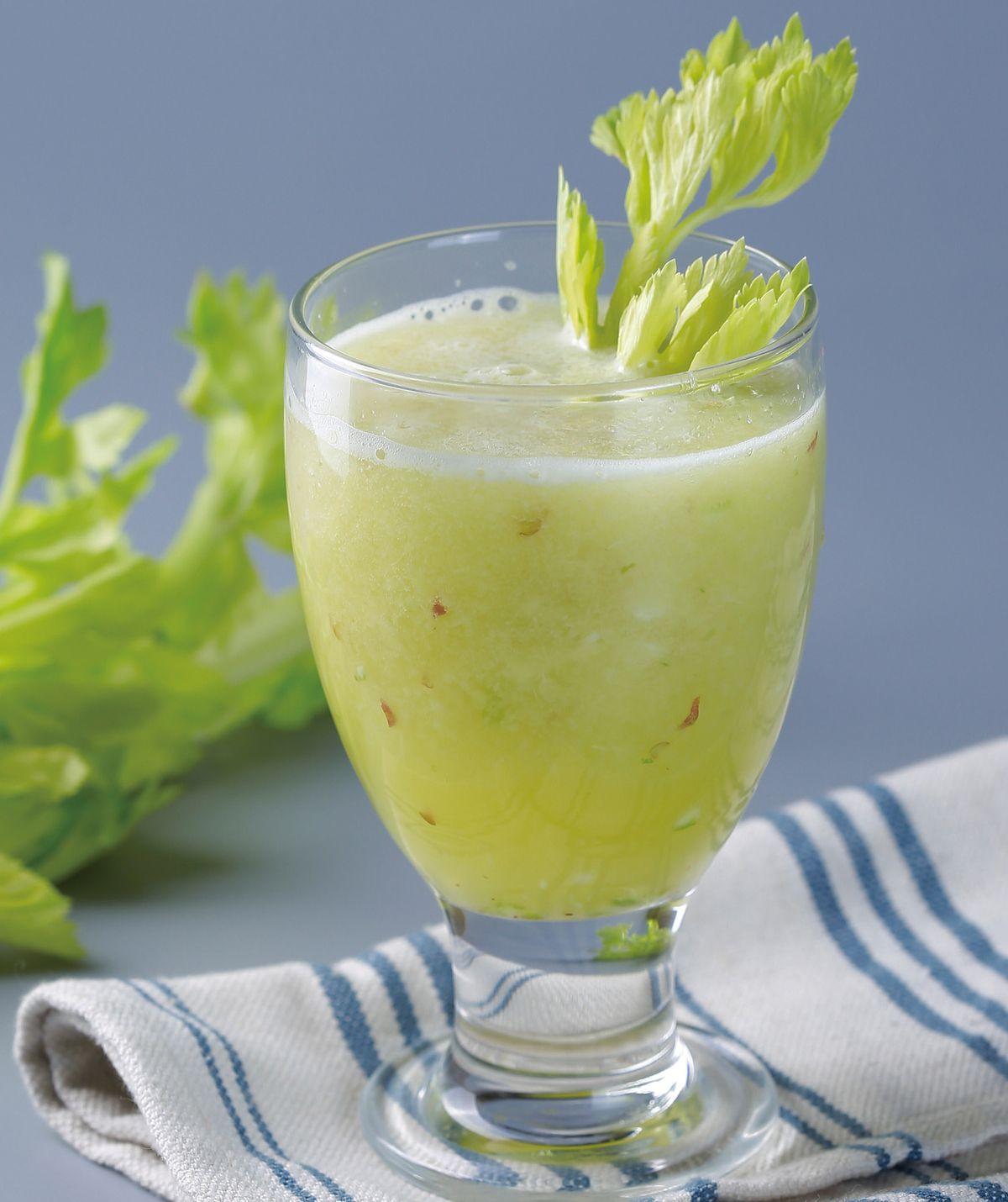 食譜:芹菜蔬果汁