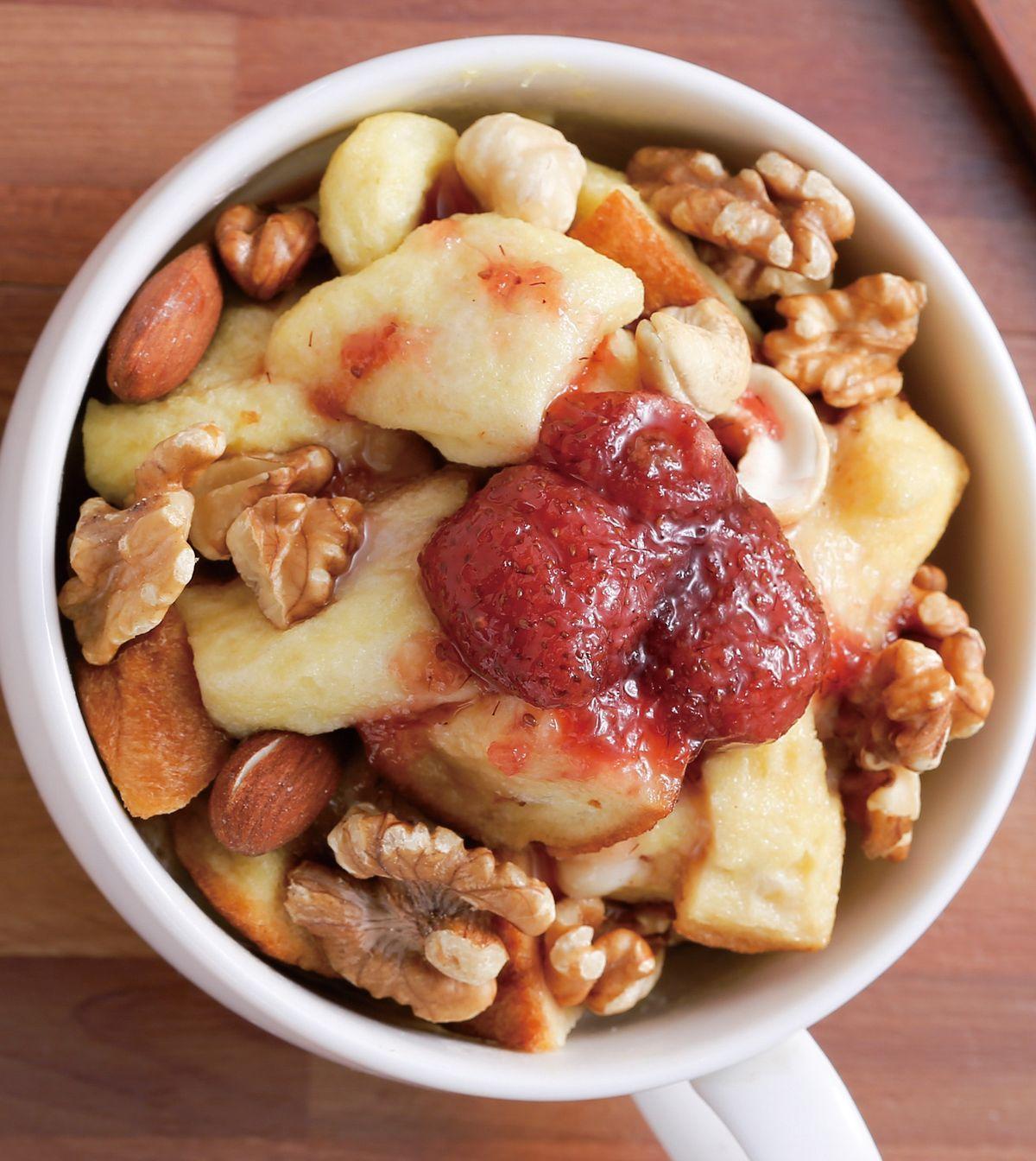 食譜:果醬法式土司