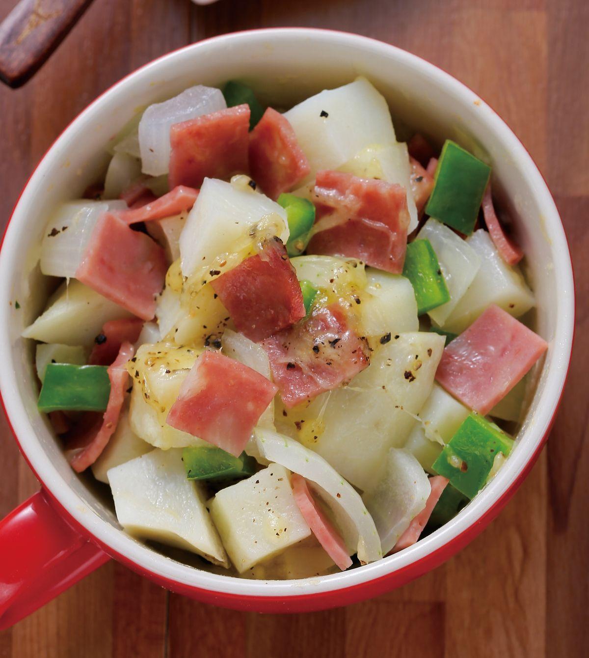 食譜:起司焗馬鈴薯