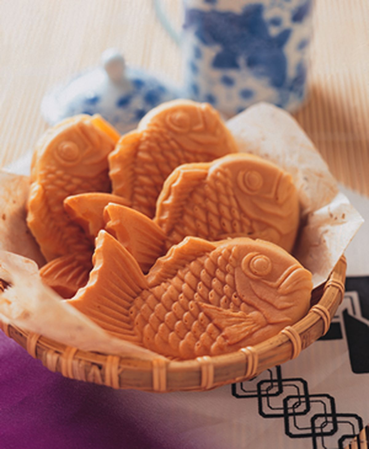食譜:鯛魚燒