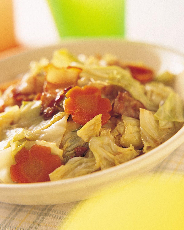 食譜:京醬芥蘭菜