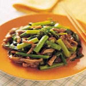 京醬芥蘭菜