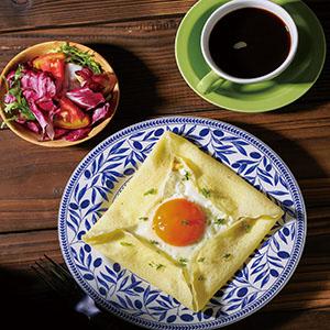 早午餐吃蛋吧!