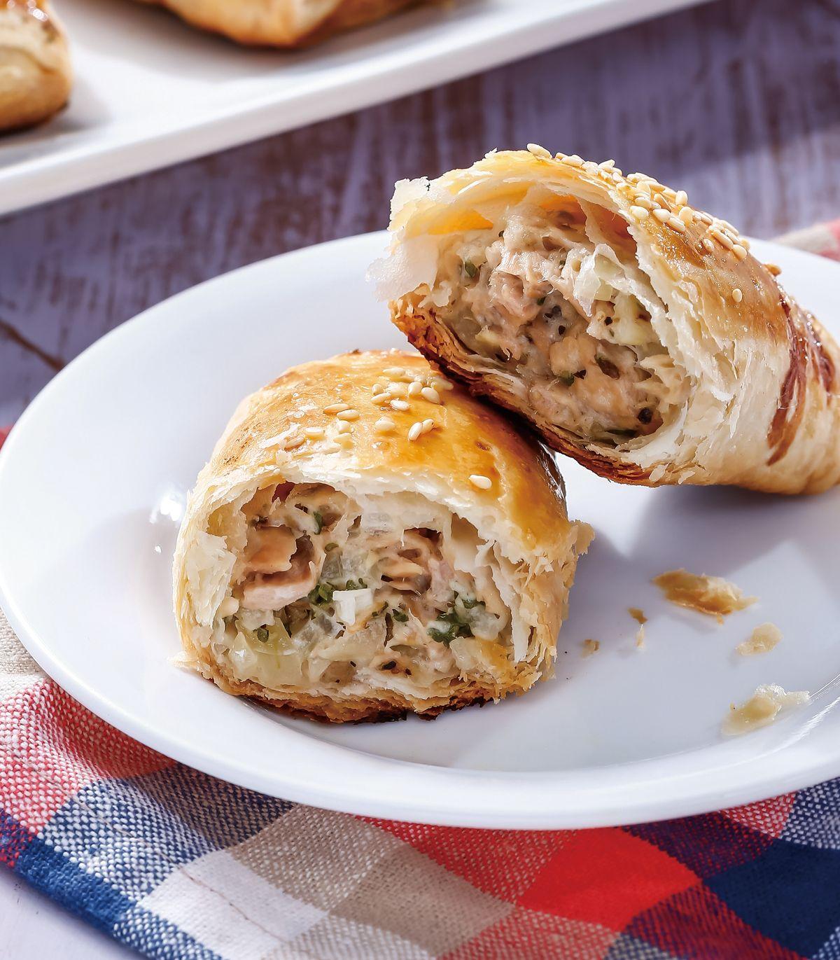 食譜:沙拉鮪魚派