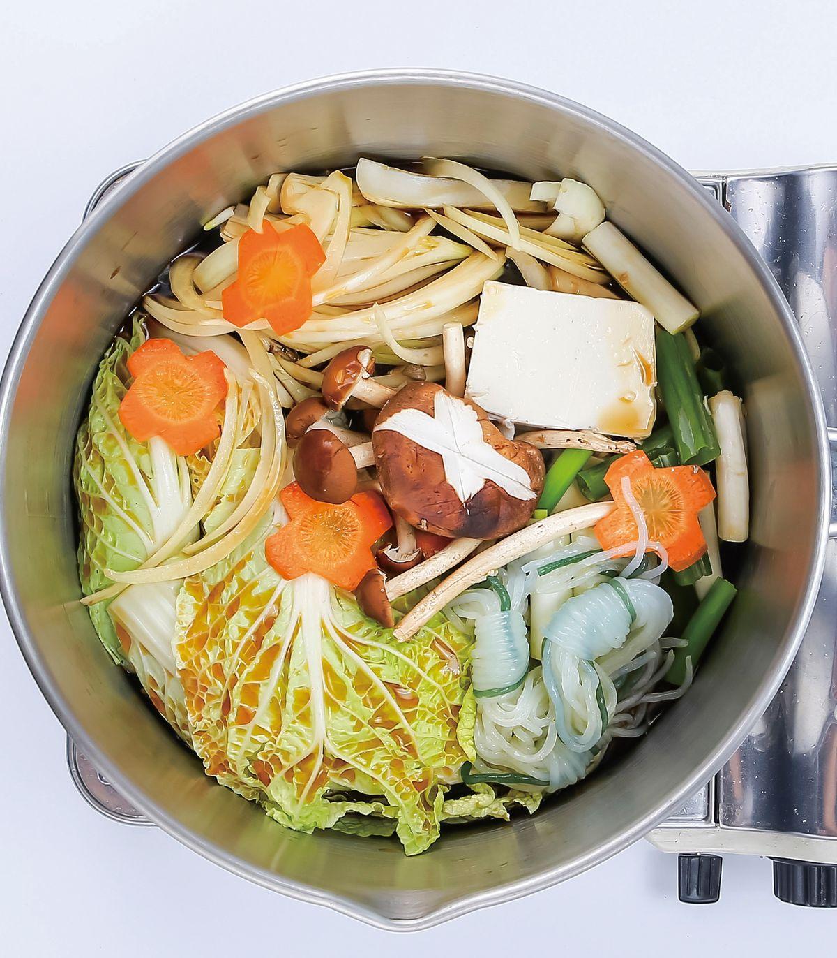 食譜:壽喜燒(5)