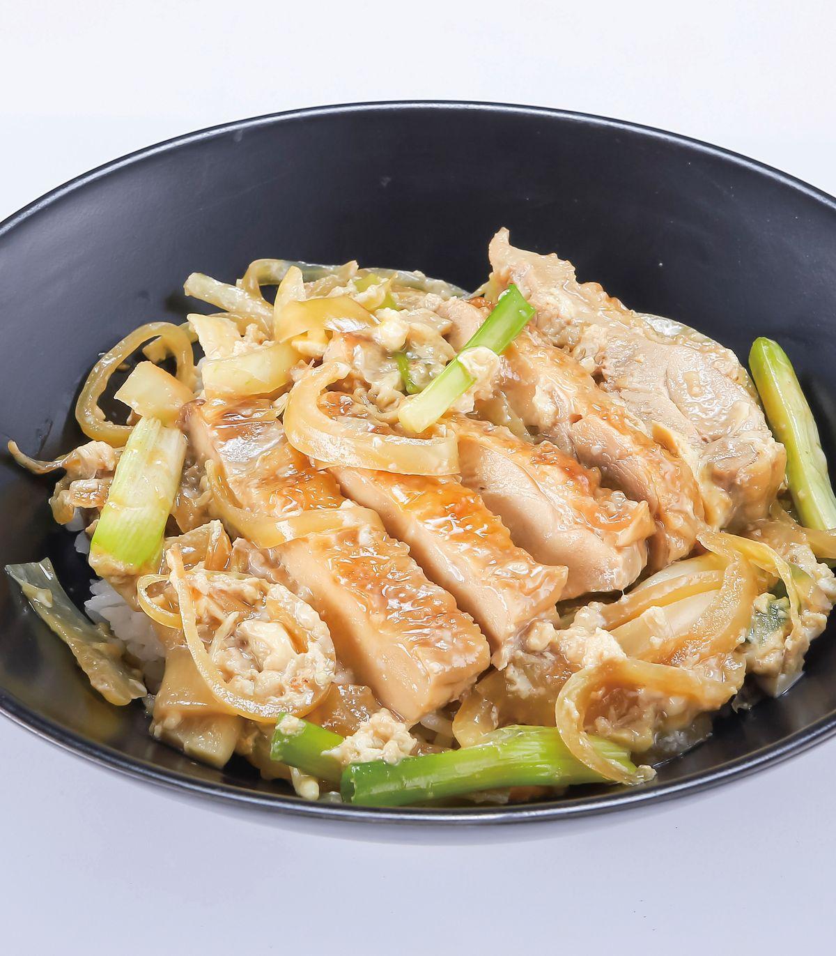 食譜:親子丼(6)
