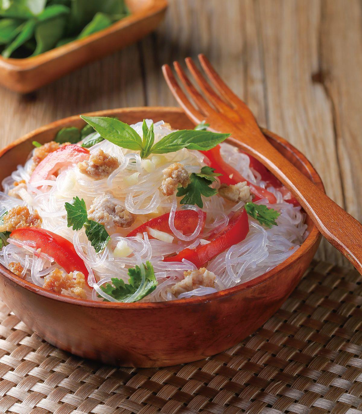 食譜:泰式涼拌冬粉(2)
