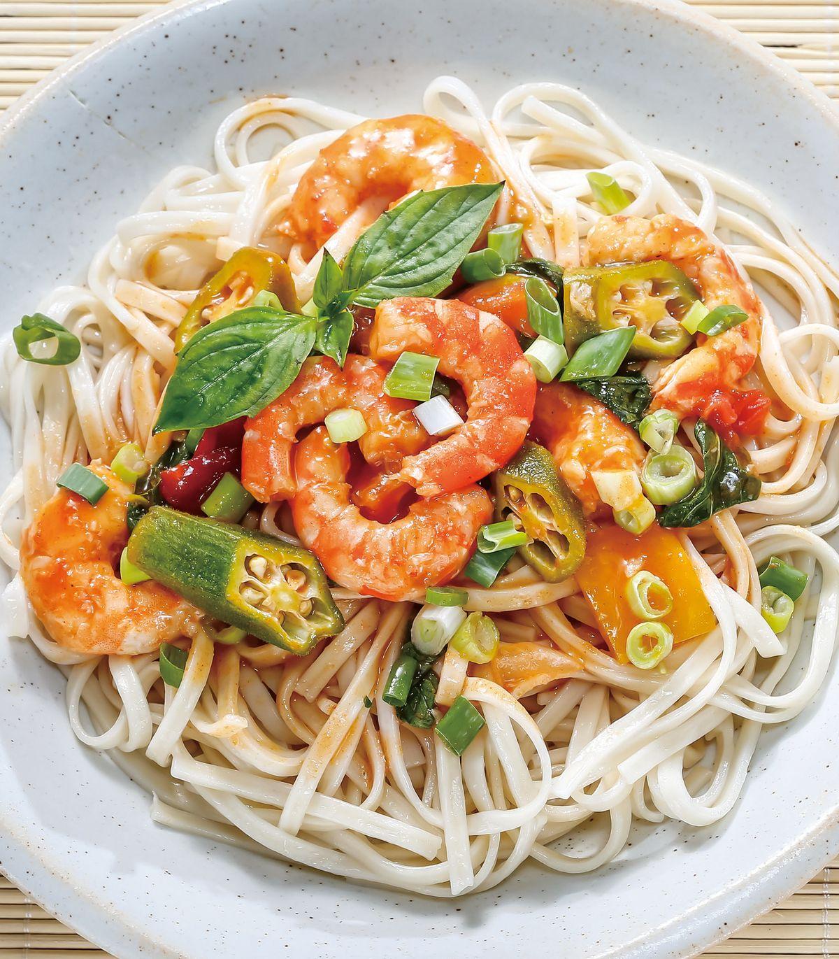 食譜:泰式酸辣番茄蝦