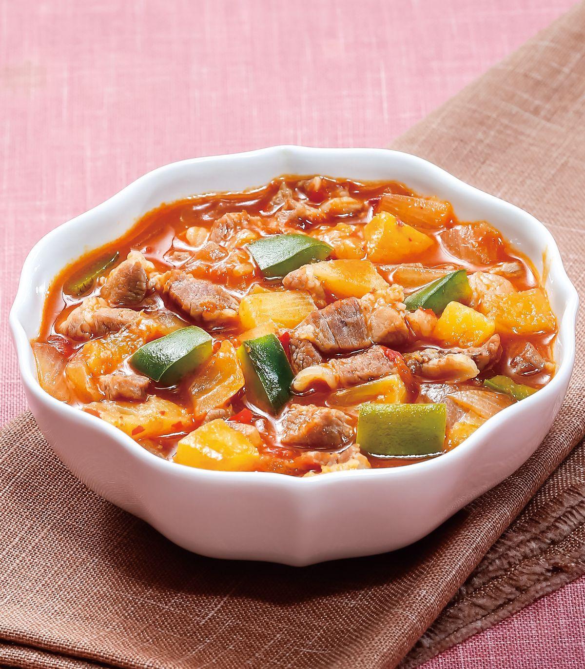 食譜:鳳梨莎莎醬