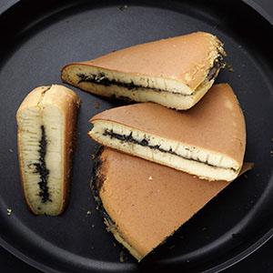 芝麻麥仔煎餅
