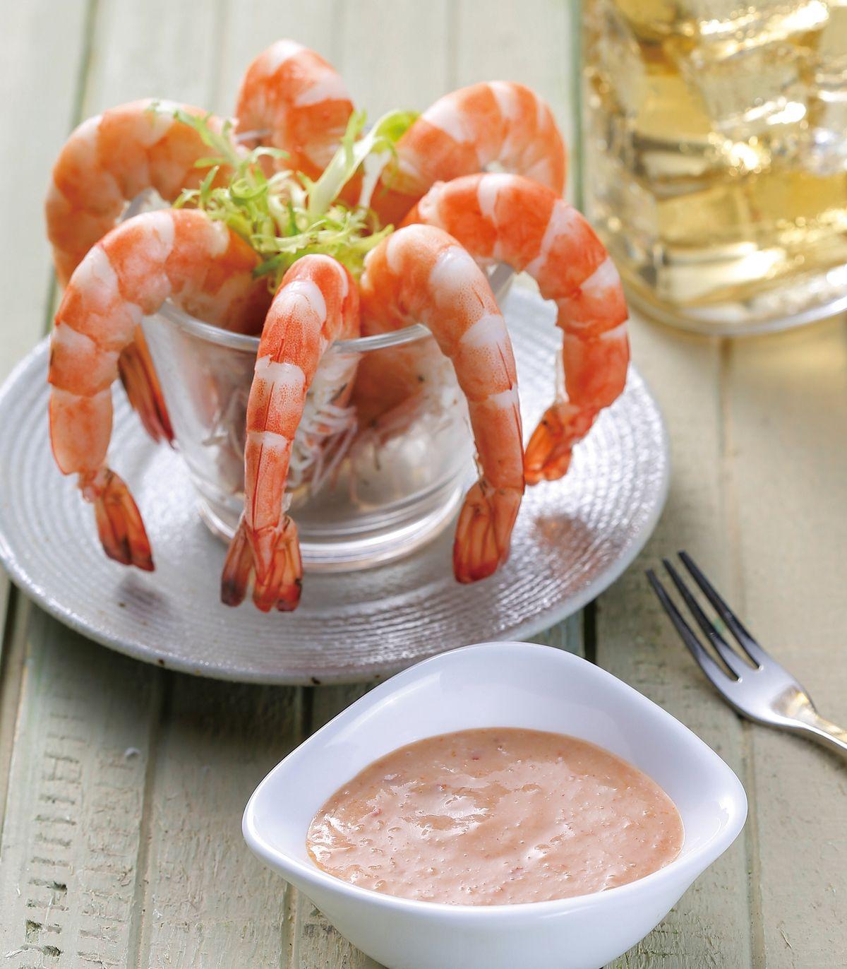 食譜:水煮鮮蝦