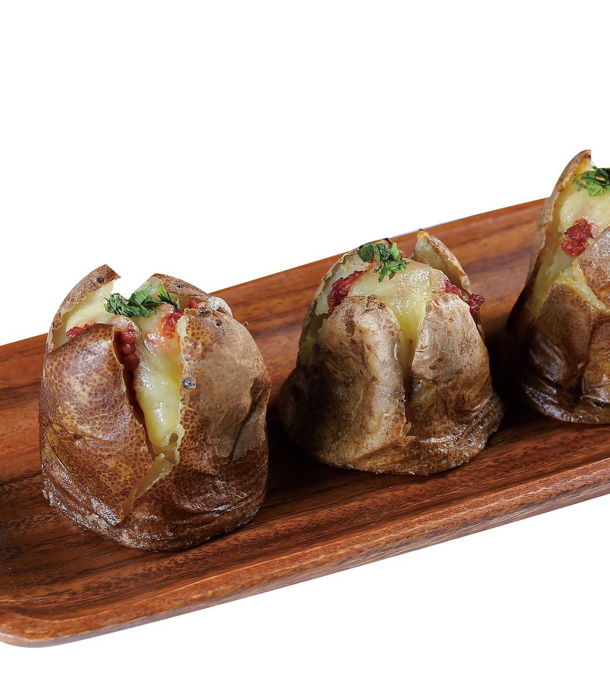 食譜:肉醬焗烤馬鈴薯