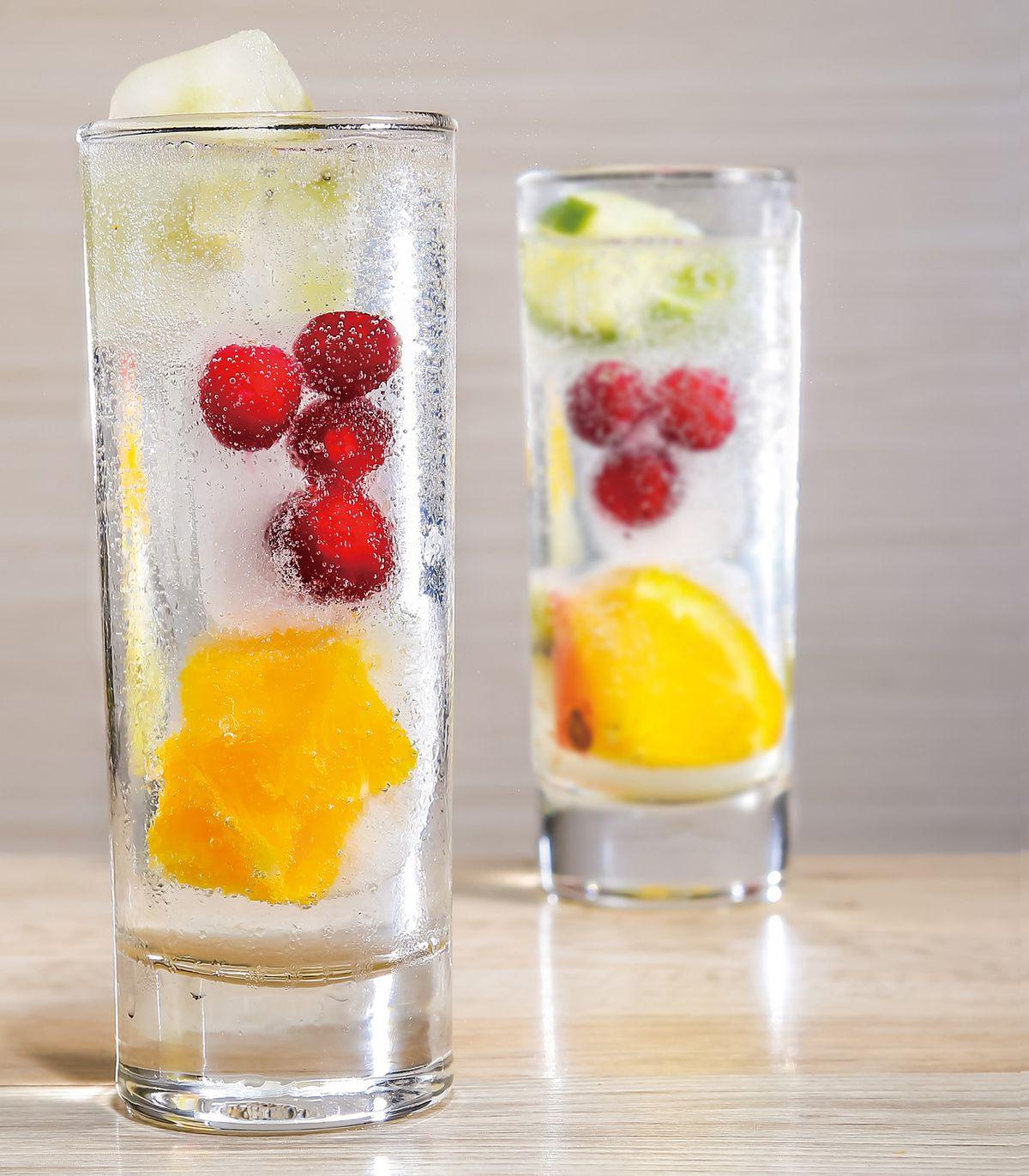 食譜:水果氣泡飲