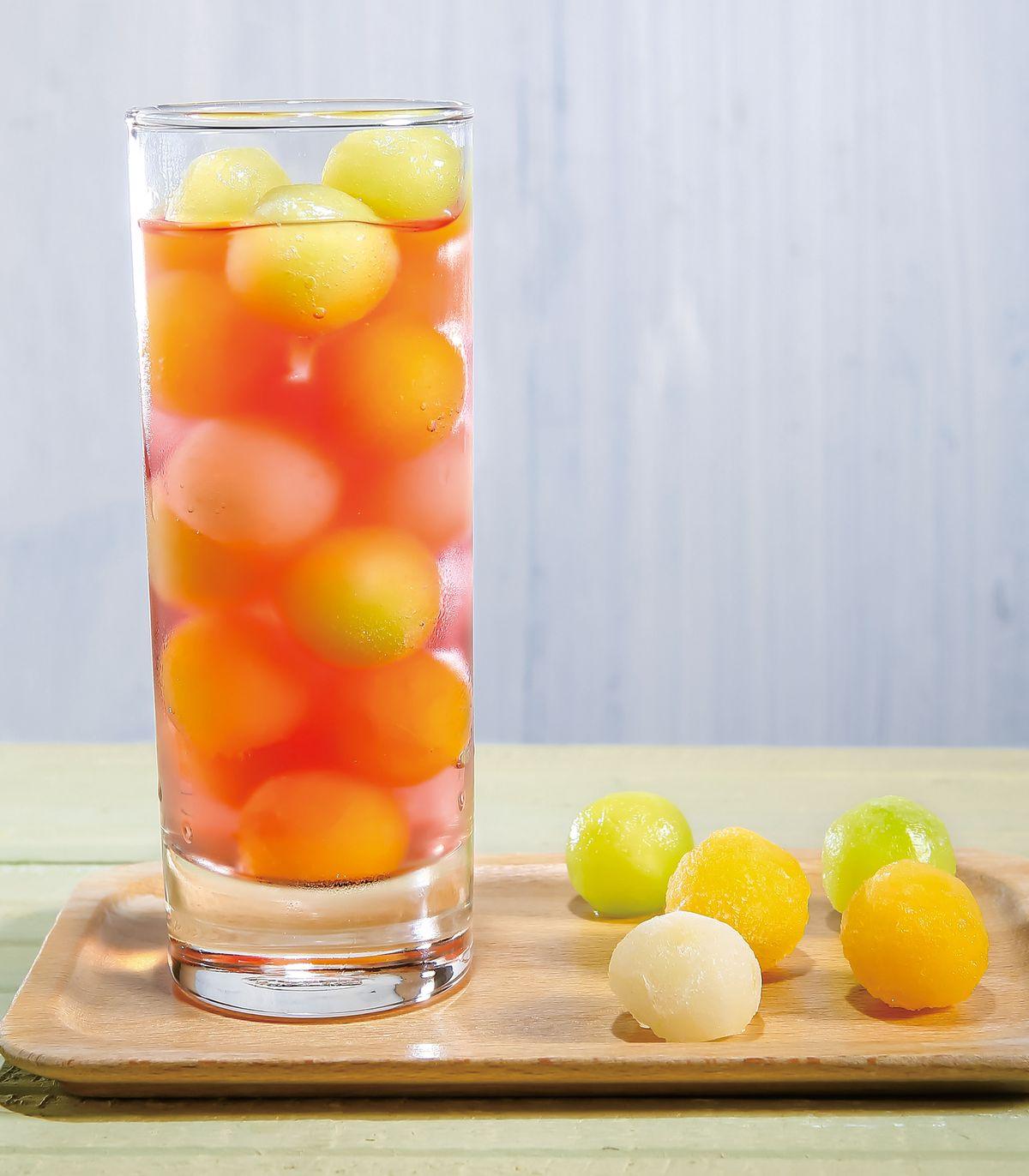 食譜:鮮果粒茶