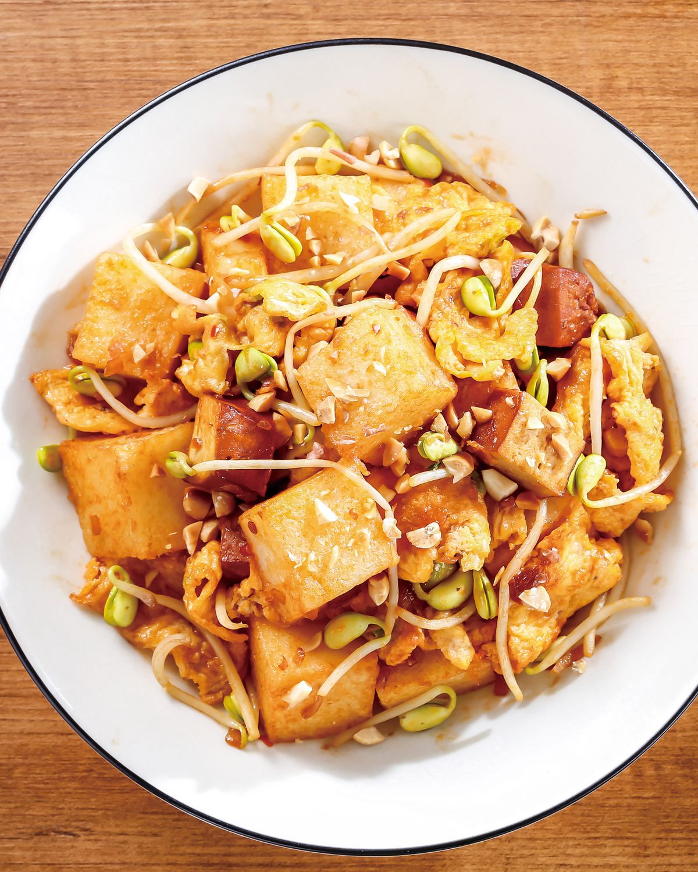 食譜:甜辣醬炒蘿蔔糕