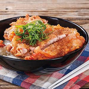 炸雞排蓋飯(1)
