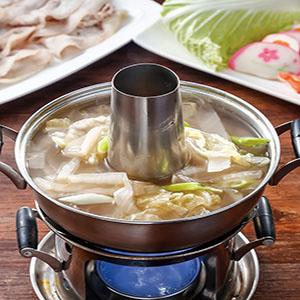 酸菜白肉鍋(7)