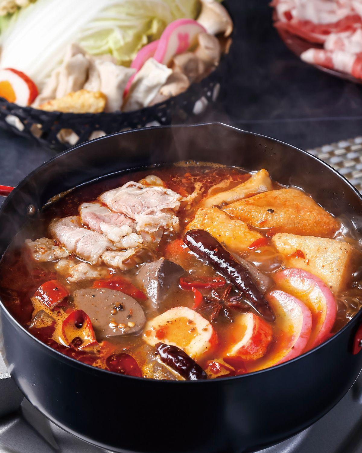 食譜:四川麻辣鍋(1)