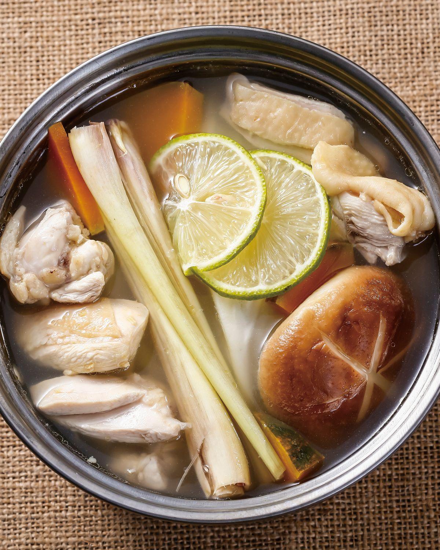 食譜:檸檬香茅鍋(1)