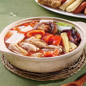 番茄雞肉鍋