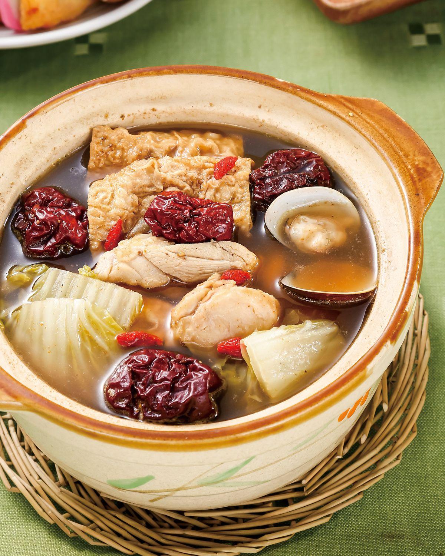 食譜:蒙古養生鍋