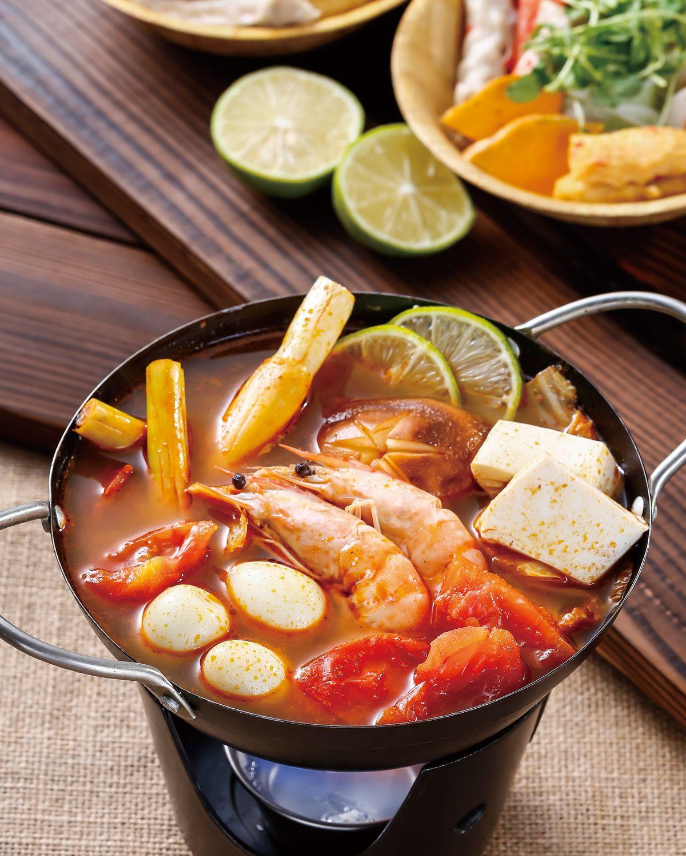 食譜:泰式酸辣鍋(4)