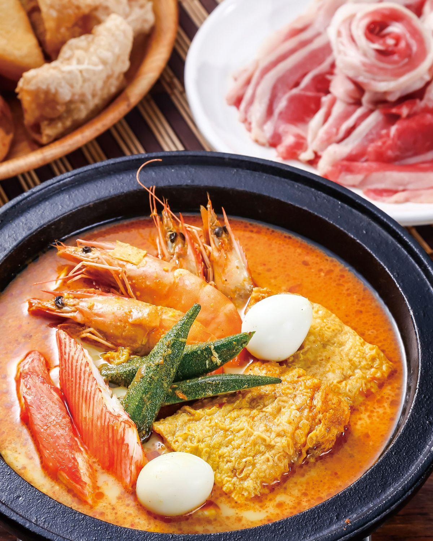 食譜:新加坡叻沙鍋