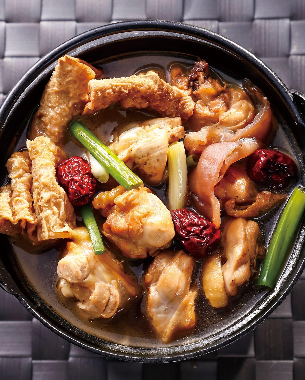 食譜:花雕雞鍋