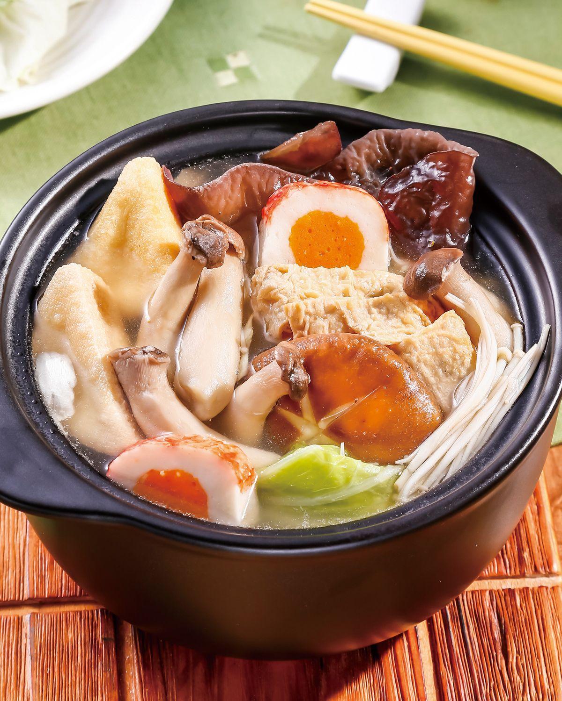 食譜:鮮菇有機蔬菜鍋