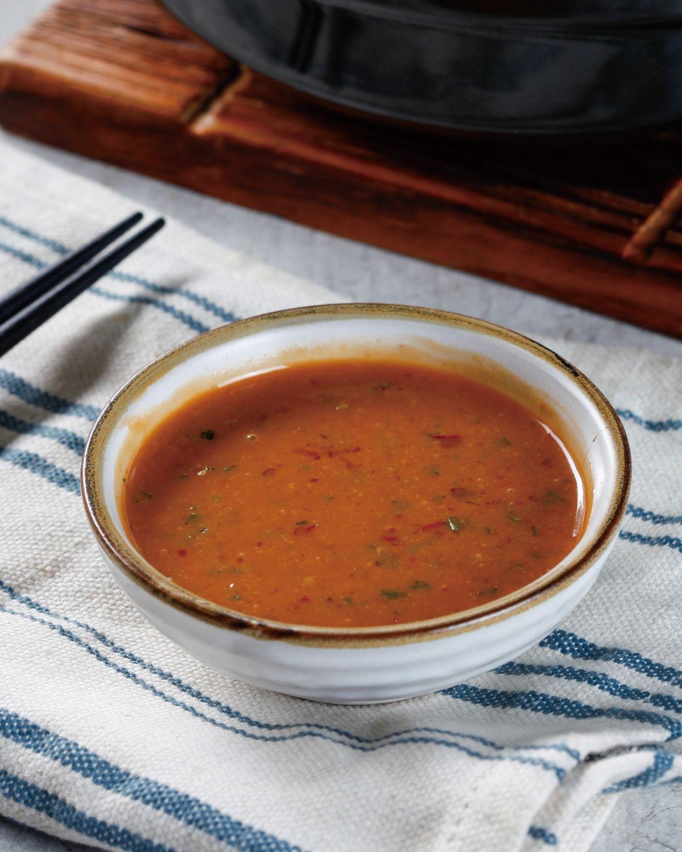 食譜:豆腐乳辣醬
